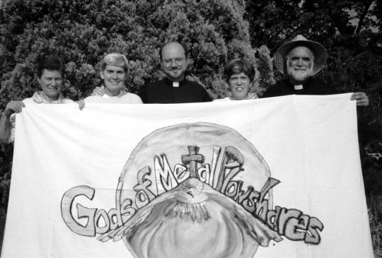 8.3  Gods of Metal, 1988, Platte, Boylan, Morlan, Gilbert,   Cordaro Andrews AFB, NCR