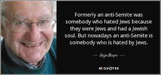 anti-semite